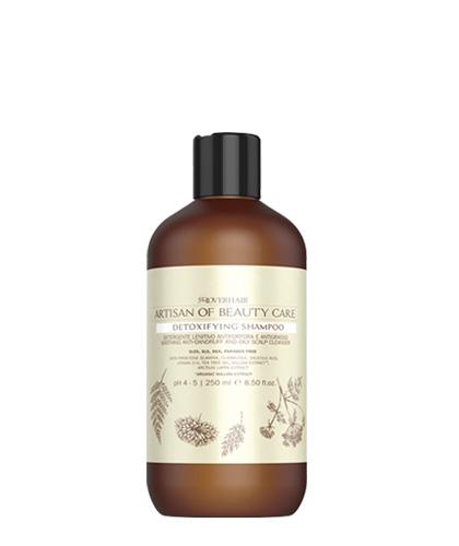 detoxifying shampoo